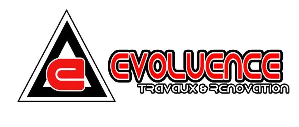 Logo en rouge et noir