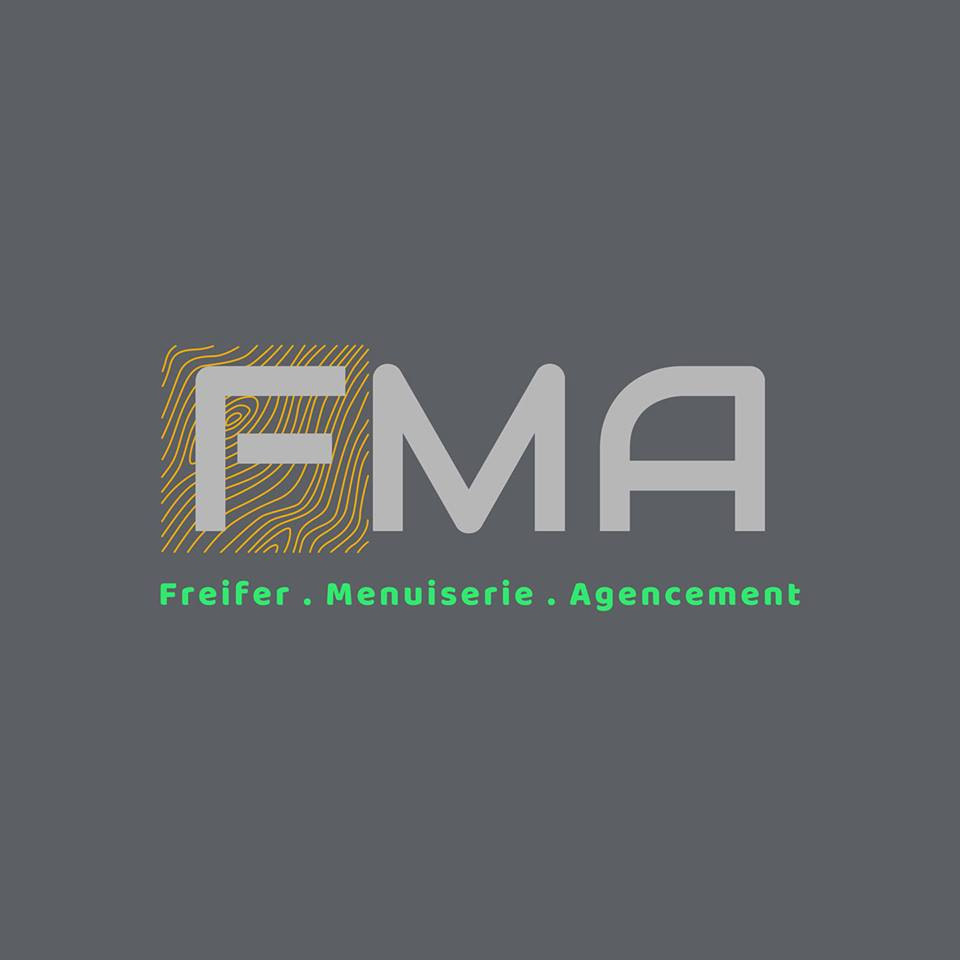 LOGO FMA FREIFER MENUISERIE AGENCEMENT